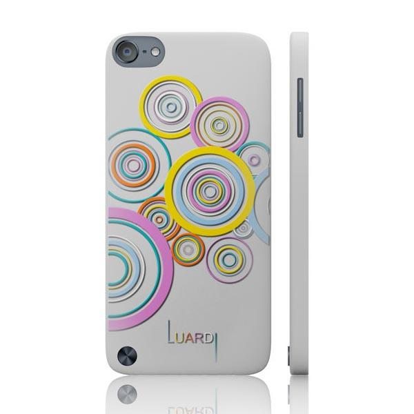 Luardi Pattern Silicone iPod Touch 5G Case