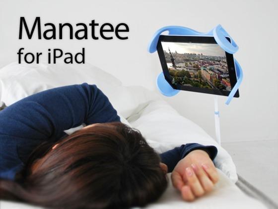 Manatee iPad Stand