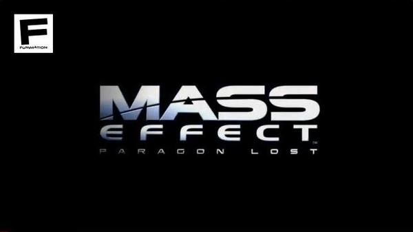 Mass Effect: Paragon Lost Animated Movie Sneak Peak