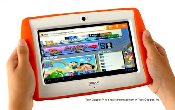 MEEP! Android Tablet for Kids