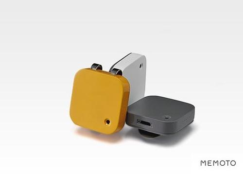 Memoto Lifelogging Wearable Mini Camera