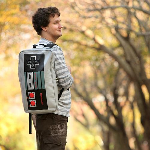 Nintendo Game Controller Backpack