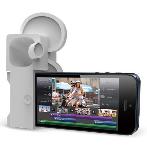 Ozaki O!Music Zoo Dock Speaker for iPhone 5