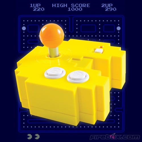 Pac-Man Plug 'n' Play Game Console