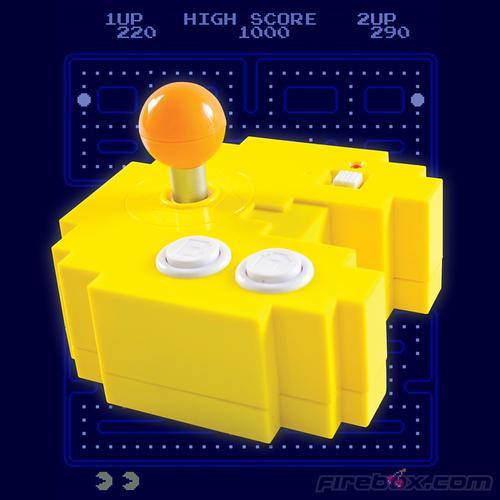 Pac-Man Plug 'n' Play Game Console
