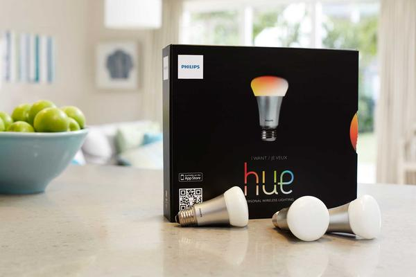 Philips Hue Wireless Led Light Bulb Gadgetsin
