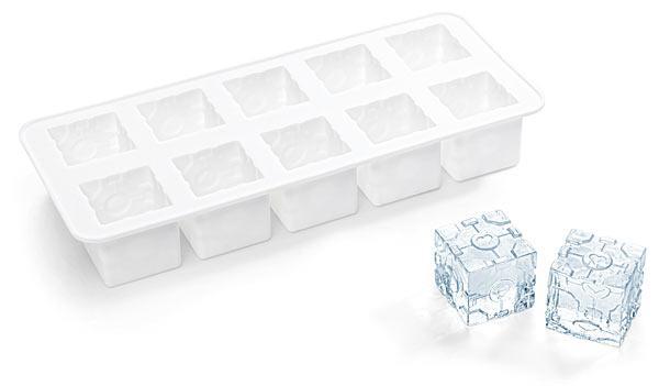Portal 2 Companion Cube Ice Cube Tray