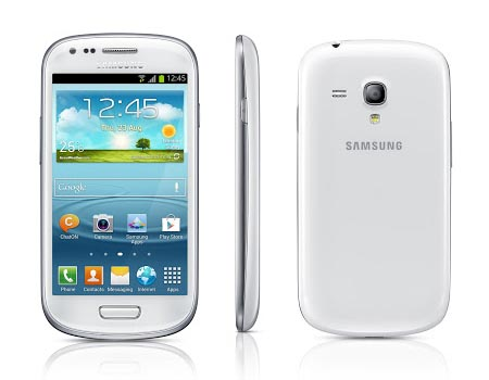 Samsung Galaxy S III mini Android Phone Announced