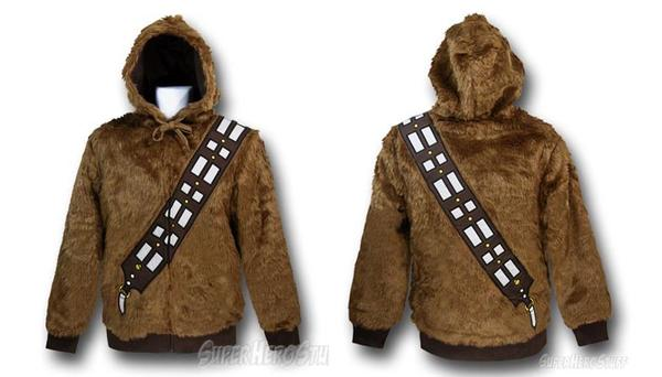 Star Wars Character Inspired Costume Hoodies