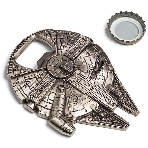 Star Wars Millennium Falcon Shaped Bottle Opener