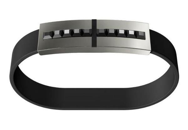 Swarovski Jet Hematite Bracelet with USB Flash Drive
