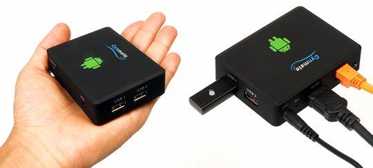 Thanko Cynmate ANDBOX44 Android Smart TV Box