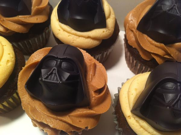 The Handmade Star Wars Chocolates
