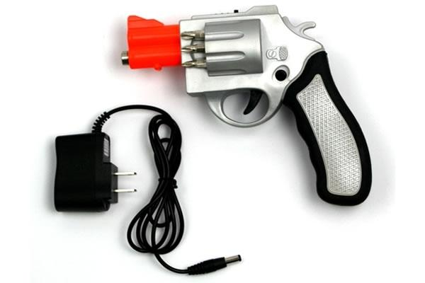 The Revolver Shaped Screwdriver