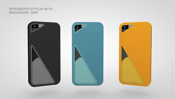 The Stylus iPhone 5 Case