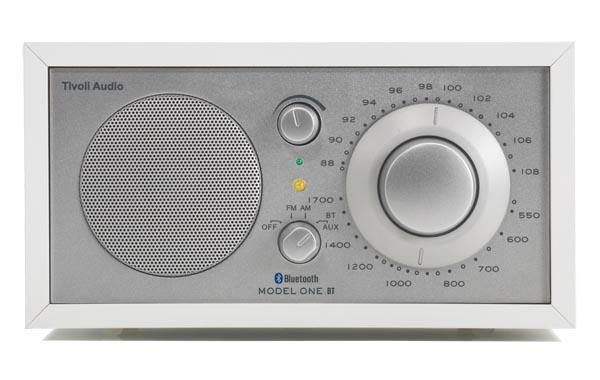 Tivoll Model One AM/FM Radio with Bluetooth Technology