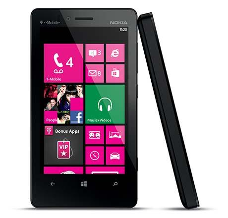 T-Mobile Announced Exclusive Nokia Lumia 810 Windows Phone 8 Smartphone