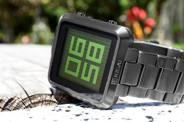 Tokyoflash Kisai Maze LCD Watch