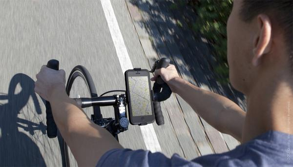 Voyager Bike and Car Mount for iPhone 5