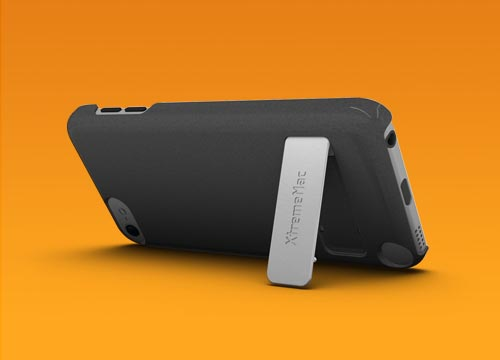 XtremeMac Microshield Stand iPod Touch 5G Case