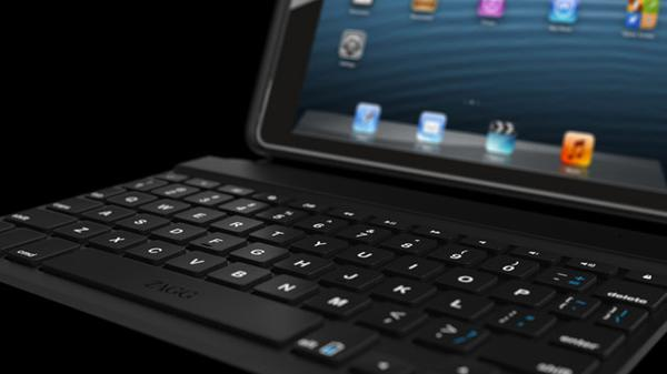 ZAGGkeys MINI 7 iPad Mini Case with Compact Wireless Keyboard