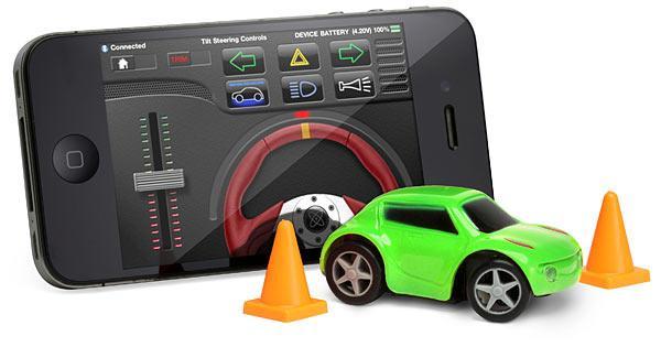 Zen Wheels Bluetooth Controlled Mini RC Car