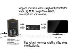 iPazzPort Android Mini PC Supports Voice Control