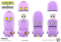 Uglydoll X Mimobot USB Flash Drive Series