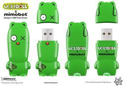 Uglydoll X Mimobot USB Flash Drive Series