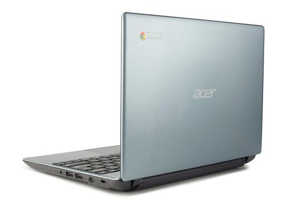 Acer C7 Chromebook Now Available