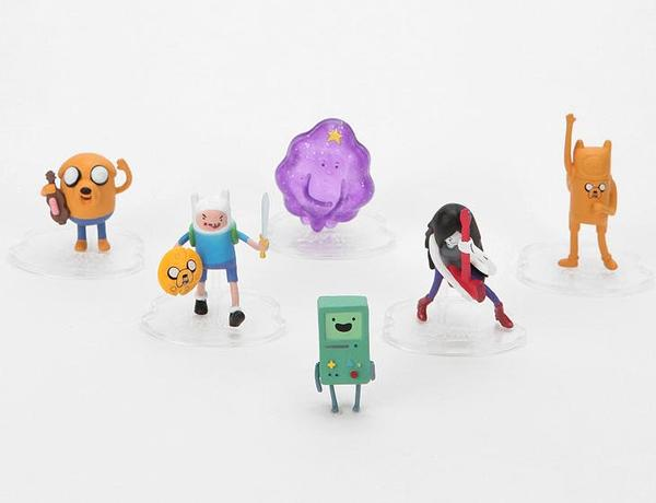 Adventure Time Deluxe Mini Figure Set Gadgetsin
