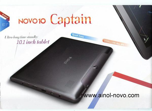 Ainol Novo 10 Captain Android Tablet