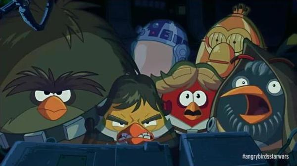 Angry Birds Star Wars Now Available for iOS and Android
