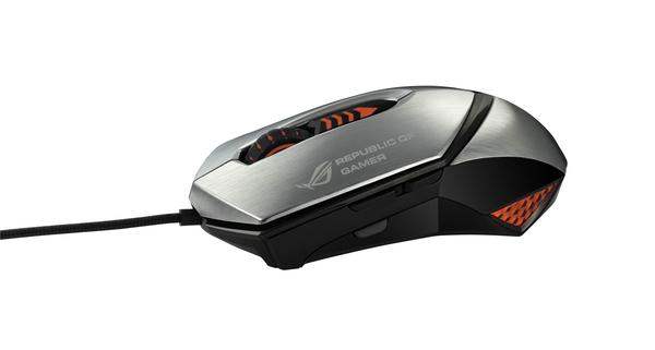 Asus ROG GX1000 Laser Gaming Mouse Announced