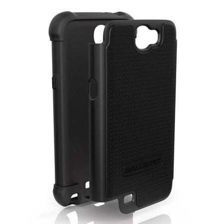 Ballistic Shell Gel Series Samsung Galaxy Note 2 Case
