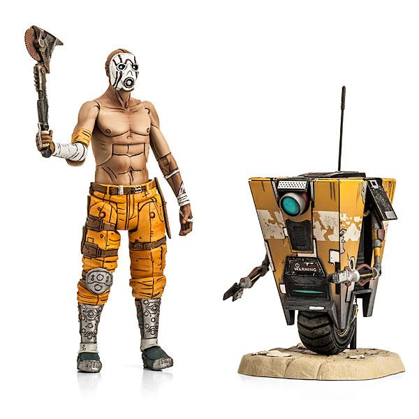 Borderlands 2 Deluxe Action Figures