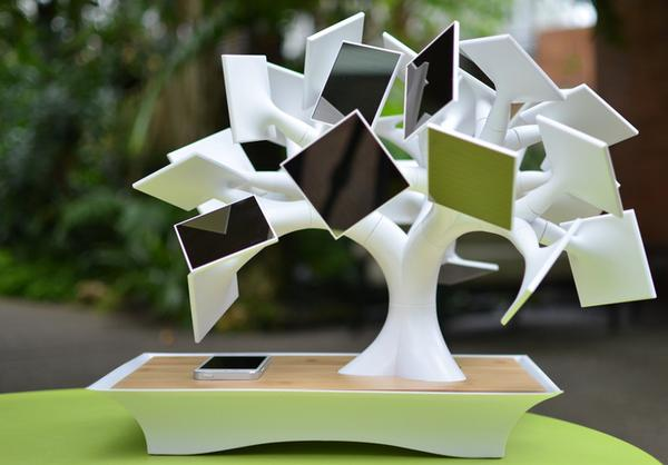 Electree+ Bonsai Tree Solar Charger