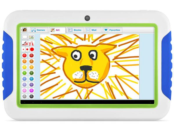 Ematic FunTab Android Tablet for Kids