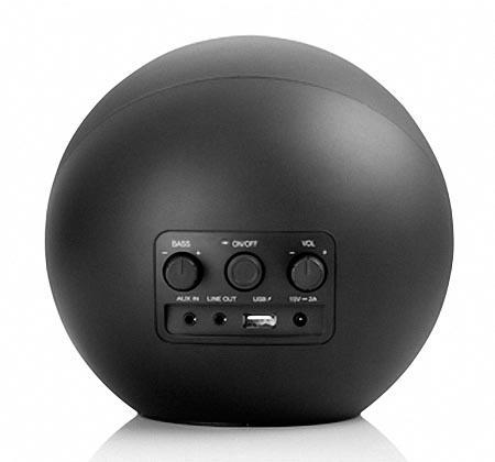 Gear4 Xorb Wireless Portable Bluetooth Wireless Speaker