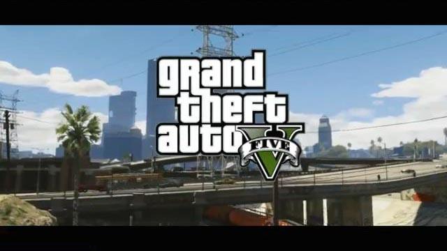 Grand Theft Auto V Second Game Trailer