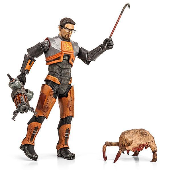 Half Life Gordon Freeman Action Figure