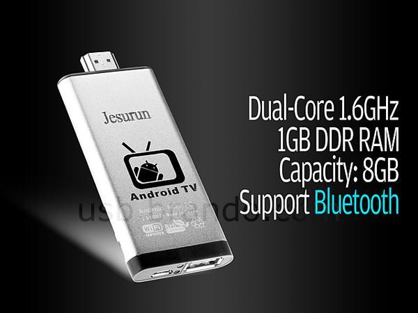 Jesurun Dual-Core Mini PC with Android 4.1