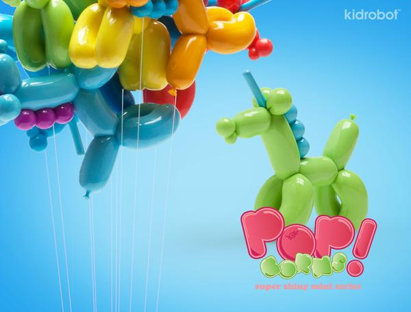 Kidrobot POP! 'Corn and Pups Mini Figure Series
