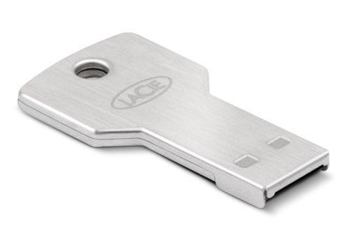 LaCie PetiteKey USB Flash Drive
