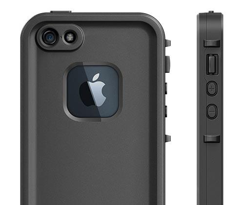 LifeProof frē Waterproof iPhone 5 Case