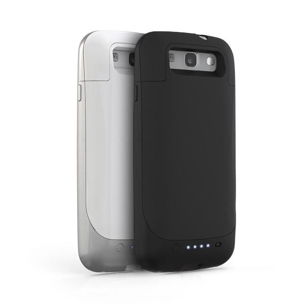 White Mophie Case Iphone