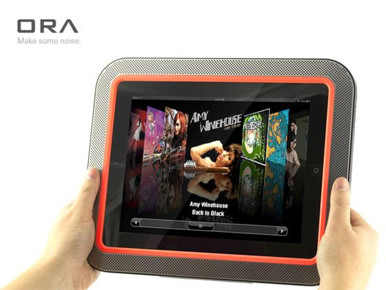 ORA Speaker System for iPad