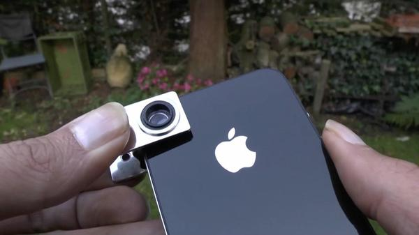 PhoneScope 3D iPhone Lens Set