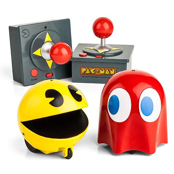 Remote Control Pac-Man and Ghost