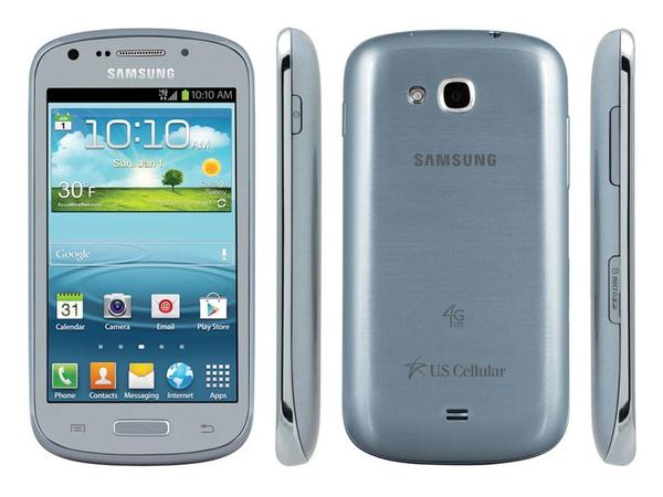 Samsung Galaxy Axiom Android Phone Now Available